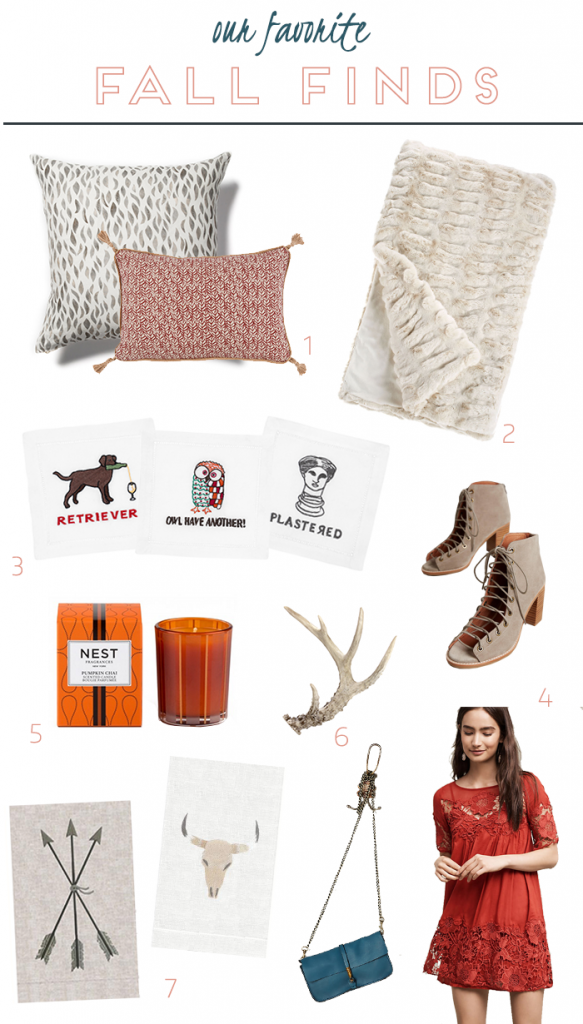 Our Favorite Fall Finds Are Up On The Blog At Isabella Studio