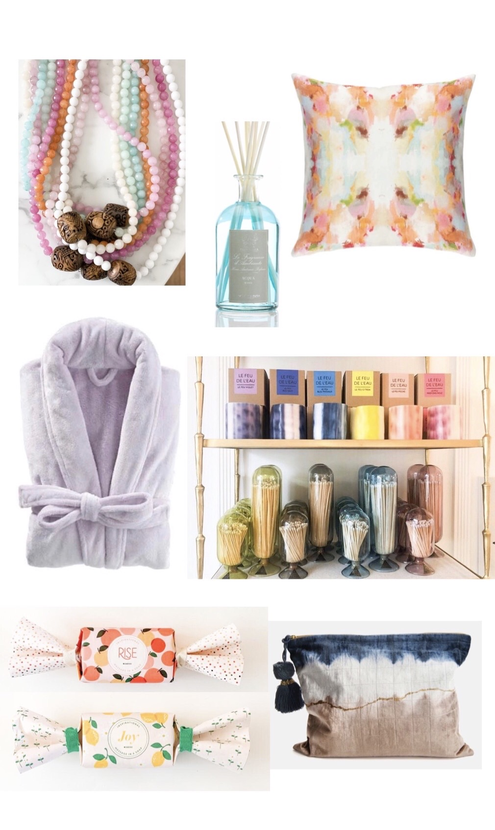Pastel Easter Gift Ideas